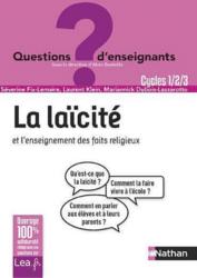 La laïcité et l'enseignement des faits religieux - Questions d'enseignants