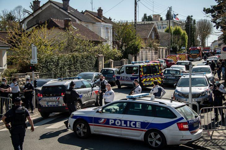 Attentat Rambouillet
