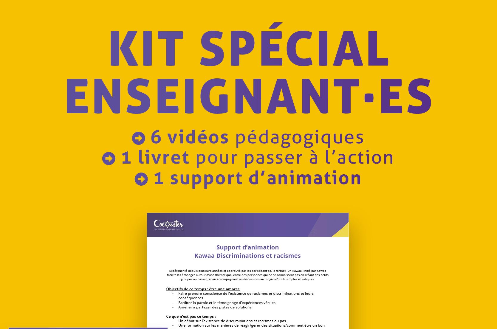 Kit Enseignant